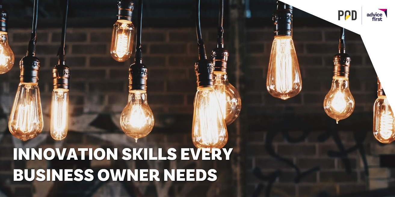 Innovation skills Sep 19 - Innovation Skills Every Business Owner Needs