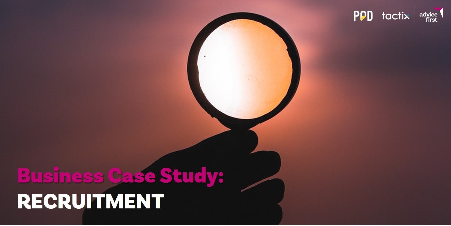 Business Success Case Study: Recruitment