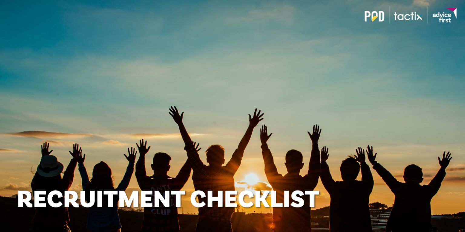 Recruitment Checklist