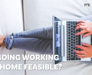 Is ongoing working from home feasible?