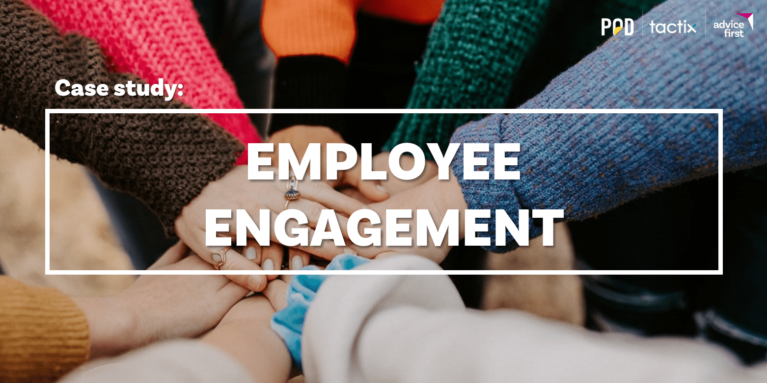 Case Study: Employee Engagement