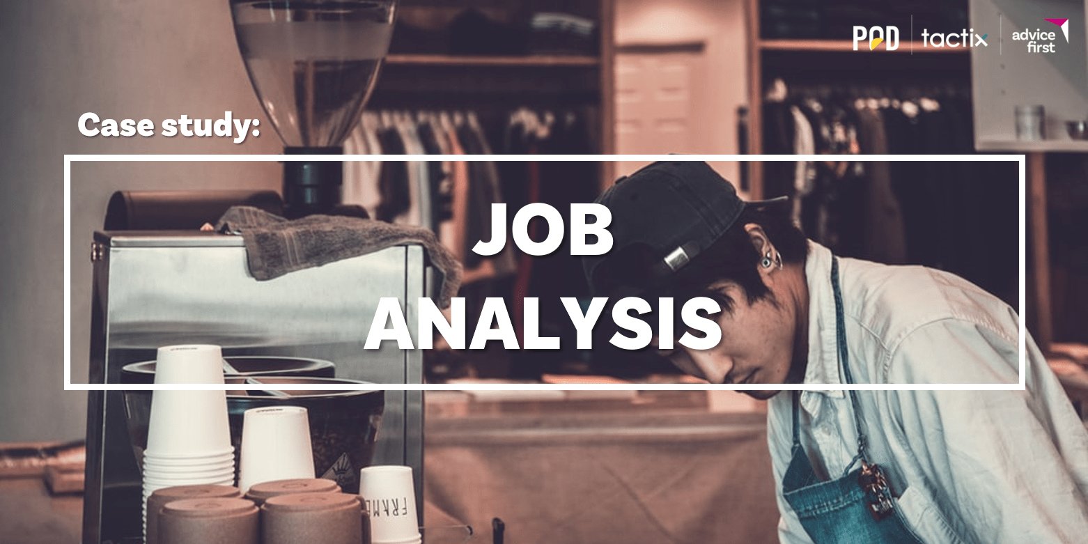 Case Study: Job Analysis – Matching Job Functions with Business Goals