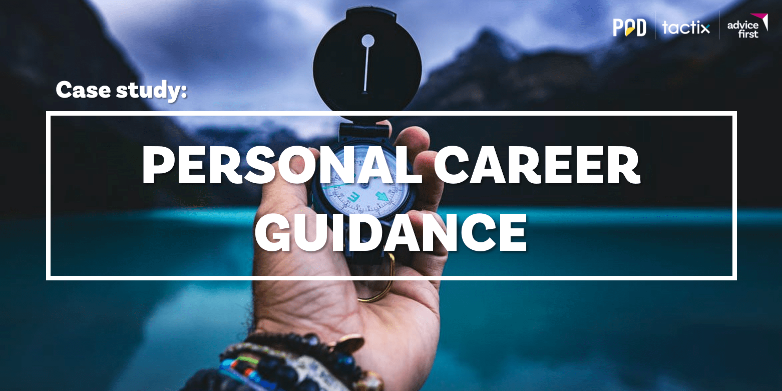 Case Study: Personal Career Guidance